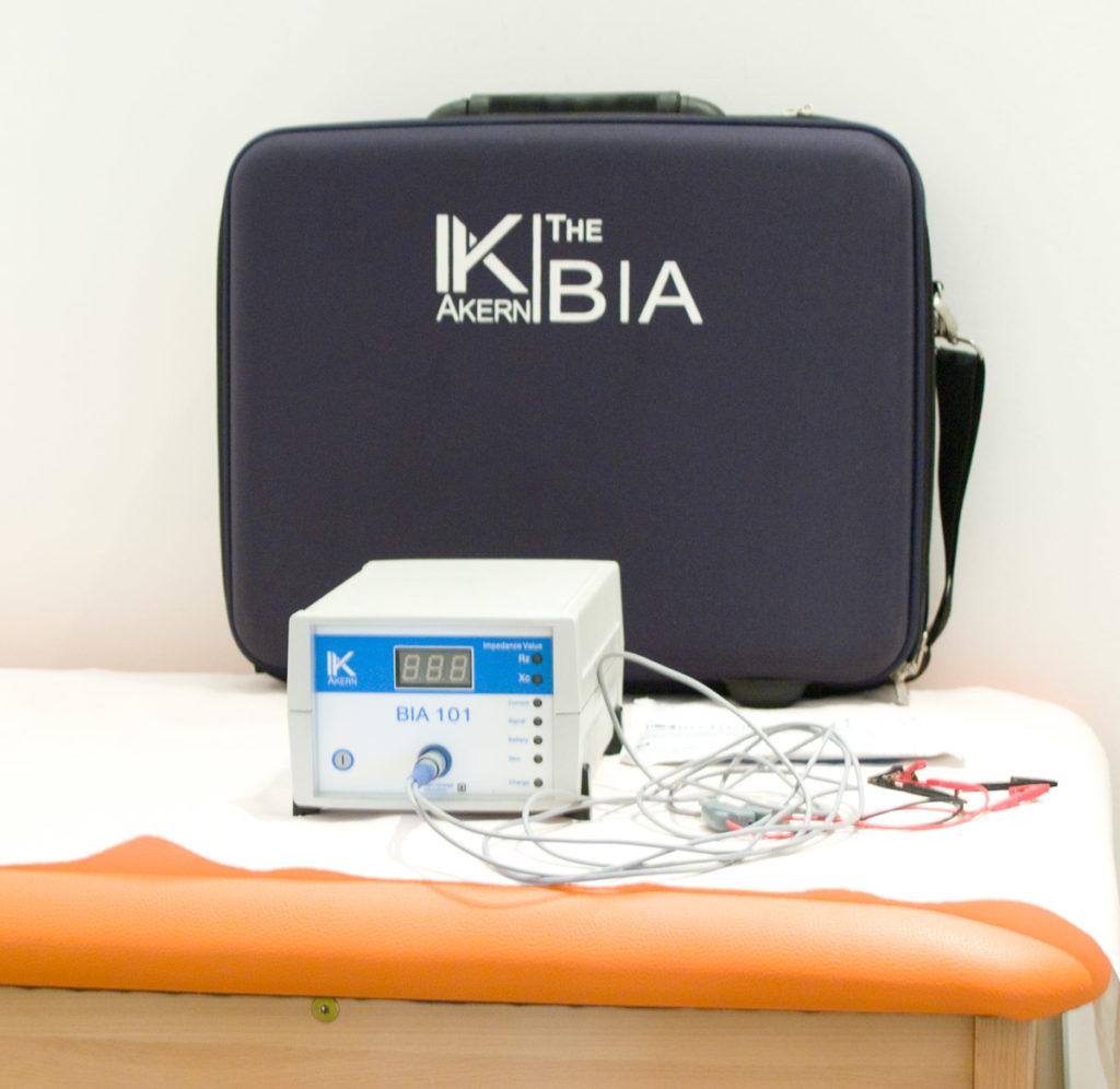 bioimpedenziometro BIA 101