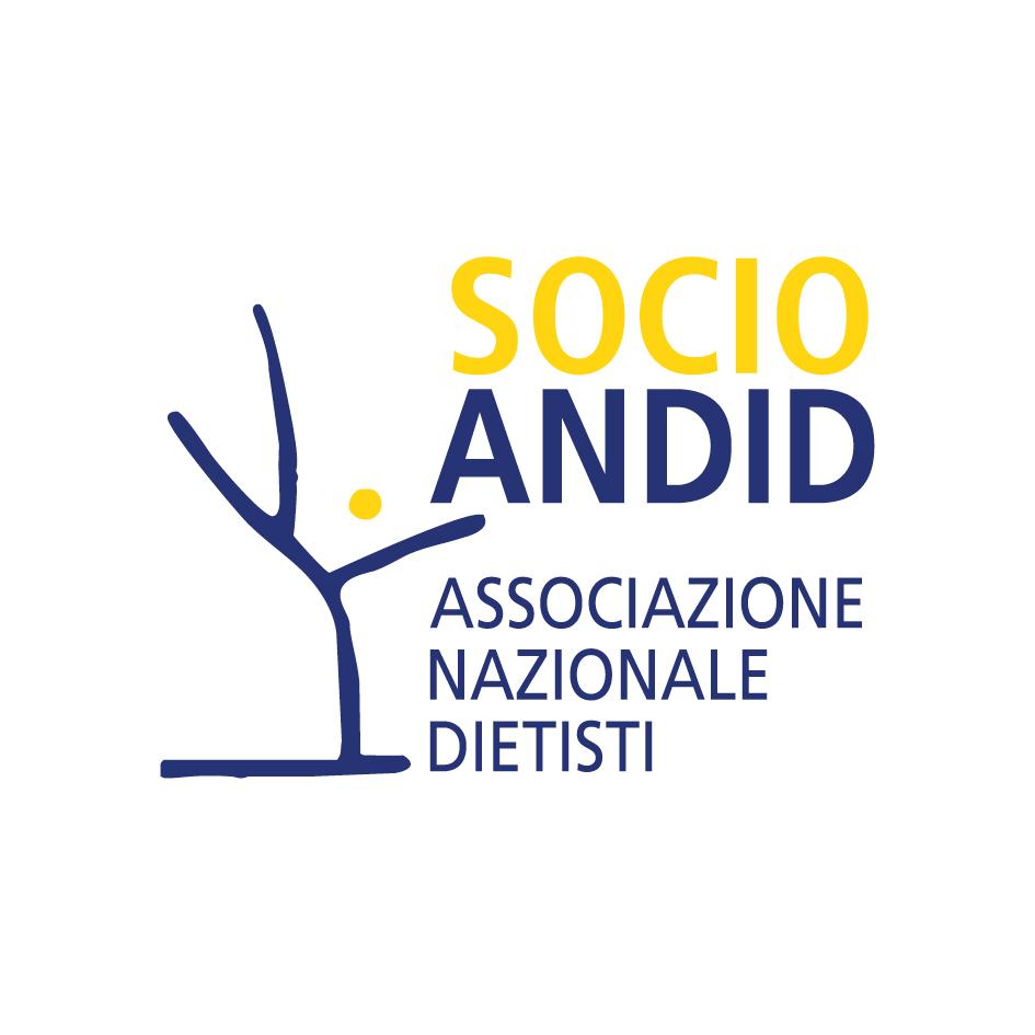 socio ANDID Associazione Nazionale Dietisti