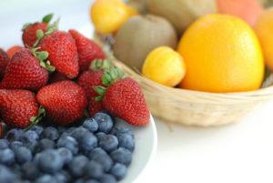 frutta ricca di fibre