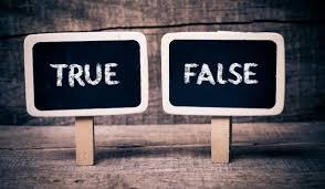 alimentazione verità e falsi miti
